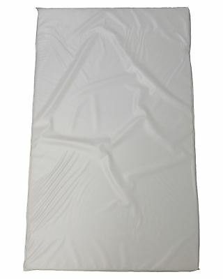 East Coast Changing Mat White Baby Child Changing Pad Nursery Accessory New