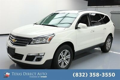 2015 Chevrolet Traverse LT Texas Direct Auto 2015 LT Used 3.6L V6 24V Automatic FWD SUV Bose OnStar