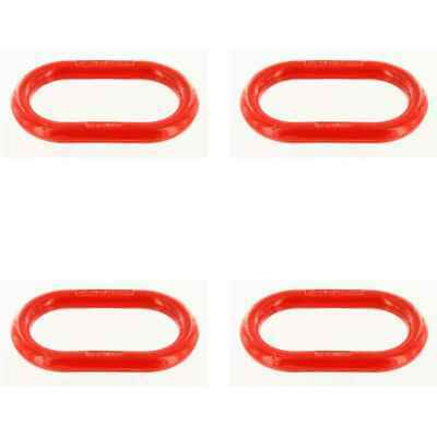 "5/8"" Oblong Master Link for Chain - 4 Pack"