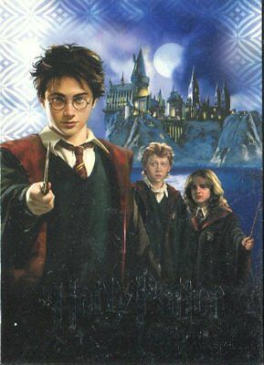 Harry Potter Complete  Prisoner Of Azkaban Trading Card Set