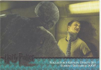 Harry Potter Order Of The Phoenix Update Promo Card #02