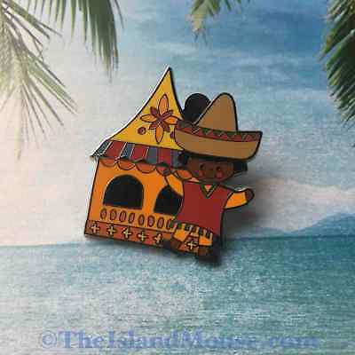 Disney It's Small World Mexican boy Pin (UH:108571)