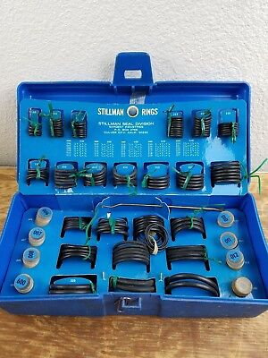 STILLMAN SEAL Division O-RING Set