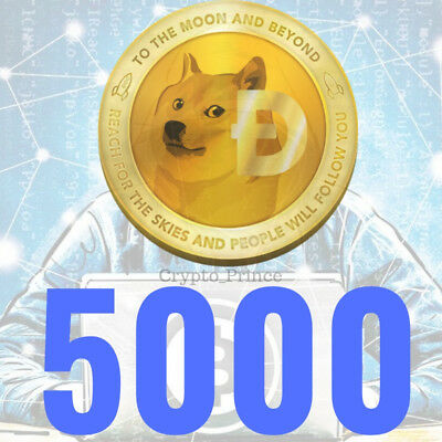 24 Hours Dogecoin(5000 Doge) Mining Contract Processing Speed (MH/s)
