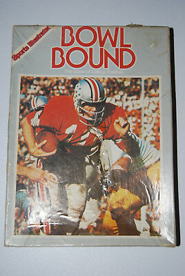 Collectable Game Vintage 1978 Sports Illustrated Bowl Bound College Football