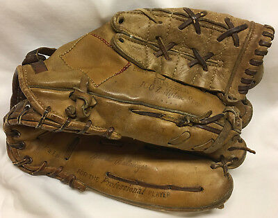 Mark Belanger Rawlings Usa Made Baseball Glove Right Hand Throw
