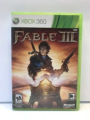 XBOX 360 Fable III Pre-owned