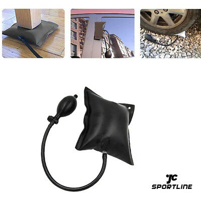 Car Pump Wedge Inflatable Air Bag Entry Shim Auto Door Window Opener Hand Tools