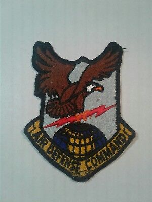 Vintage Air Defense Command Patch Original Patch Fair Condition See Pictures