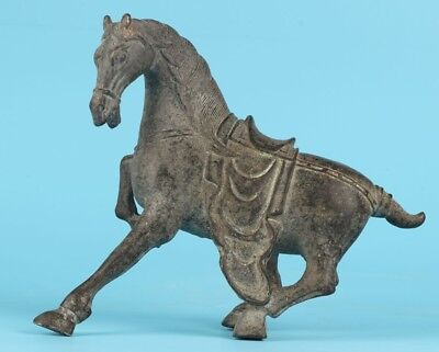 Unique Chinese Bronze Statue Animal Horse Mascot Home Decoration Gift Collection