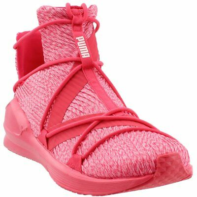 PUMA FIERCE ROPE Pleats Sneakers - Pink - Womens -  39.95  9aae57d0a