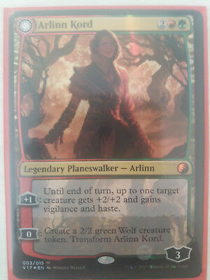 MTG Magic-  Arlinn Kord - foil - FTV TRANSFORM