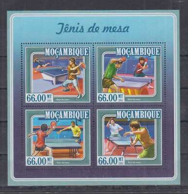 Y202. Mozambique - MNH - 2015 - Sport - Table Tennis