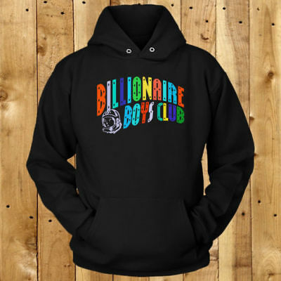 475dab8bcd33 BILLIONAIRE BOYS CLUB Arch Logo Pullover Hoodie in 2 Color Choices ...