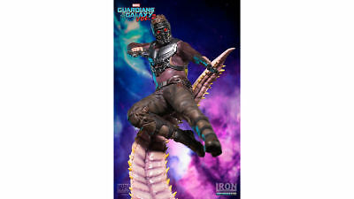 Iron Studios Guardians of the Galaxy Diorama Series Statue 1/10 Star Lord 33 cm