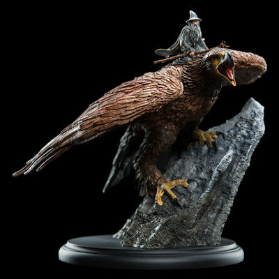 Weta The Lord of the Rings: Gandalf on Gwaihir Statue