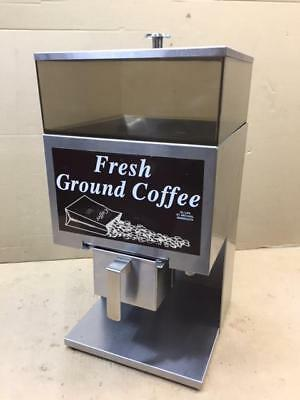 AL-LEN ground coffee dispenser PERFECT COFFEE EVERY TIME!
