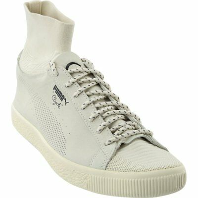 6775d623484 PUMA MEN S CLYDE X Bkrw High-Top Leather Basketball Shoe -  58.29 ...