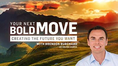 Brendon Burchard - Your Next Bold Move