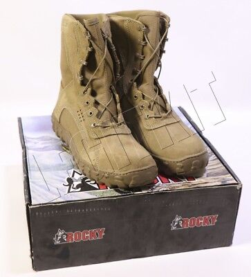 NEW Rocky S2V Special Ops Tactical Military Boot 13 MEDIUM Coyote Brown RKC050