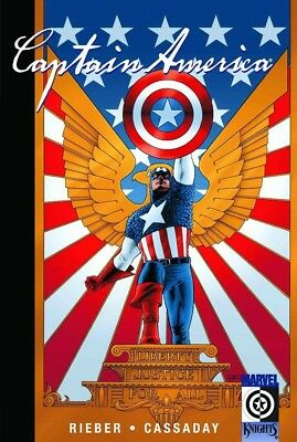 Captain America: The New Deal Vol 1