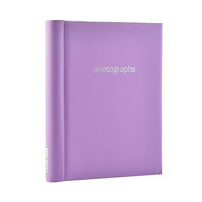 Self-Adhesive Photo Albums with 20 Sheets/40 Sides, Spiral Bound Photo album