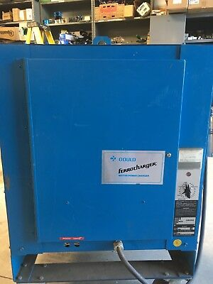 Gould Ferro Charger Fork Lift Charger