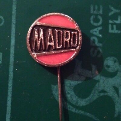 Pin Distintivo Spilla Madro