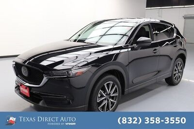 2018 Mazda CX-5 Grand Touring Texas Direct Auto 2018 Grand Touring Used 2.5L I4 16V Automatic FWD SUV Bose