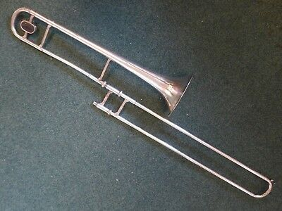 Besson Westminster Silver Plated Trombone