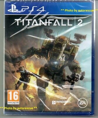TITANFALL 2  'New & Sealed'   *PS4(Four)*