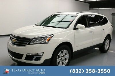 2014 Chevrolet Traverse LT Texas Direct Auto 2014 LT Used 3.6L V6 24V Automatic FWD SUV OnStar