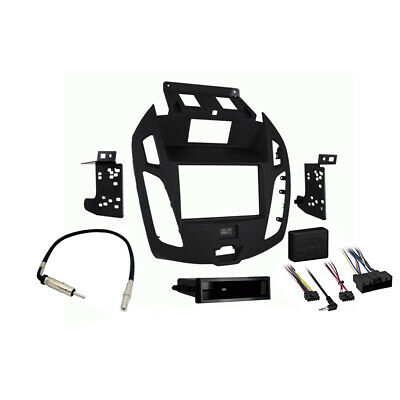Ford Transit Connect 2014-2016 Stereo Radio Install Dash Kit Black Package New