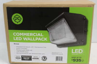 Commercial LED Outdoor Wallpack
