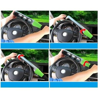 Baseball Steering Wheel Lock Anti Theft Car Truck Security Tough-steel construct
