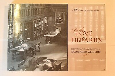 For The Love of Libraries - 30 Postcards