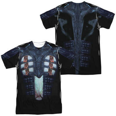 Authentic Hellraiser Movie Pinhead Costume Outfit Sublimation Front Back T-shirt