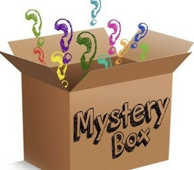 $5 Mystery box can include toys, electronics, gadgets,dvd,books,video games etc