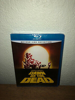 Dawn of the Dead (1980) (Blu-Ray Disc) - Rare, OOP, Sealed! George A. Romero