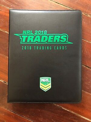 over $250 worth 2018 Nrl Football card collection set full lot basic PLUS MORE!!