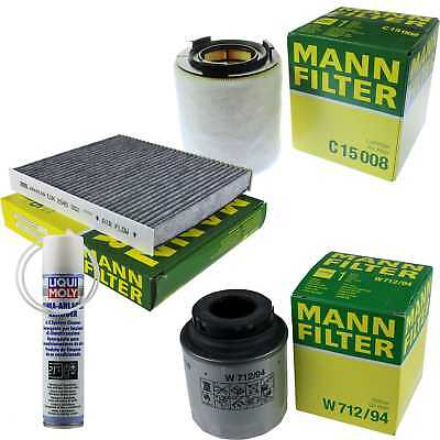 MANN-FILTER + Klima-Reiniger für VW Polo Seat Ibiza V Sportcoupe ST Roomster