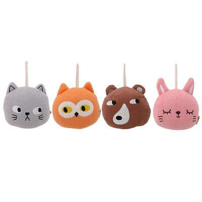 Baby Soft Bath Ball Towel Portable Bath Ball Kid Creative Cute Animal Shape J