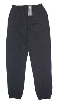KidsWorld Sweathose Gr 140 146 anthrazit meliert Jogginghose Sweat Hose