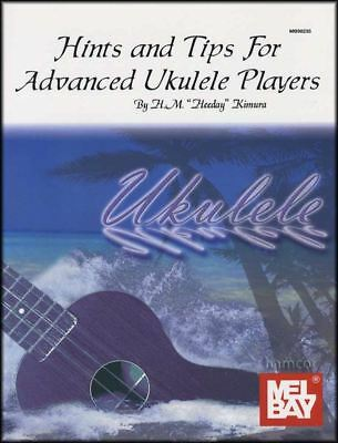 Hints and Tips for Advanced Ukulele Players Chord Book SAME DAY DISPATCH