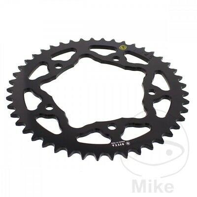 Suzuki GSX-R 1000 2006 Sitta Black Alloy Rear Sprocket (45 Teeth)