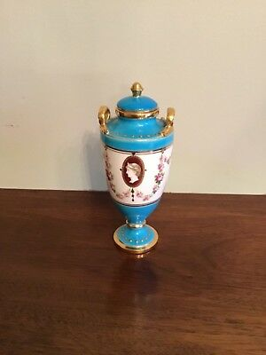 A Mintons Urn With Lid 1912-1950