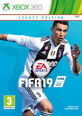 FIFA 19 - Legacy Edition (Xbox 360)  NEW AND SEALED - IN STOCK - QUICK DISPATCH