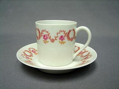 "Vintage Charles Field Haviland Limoges France 2"" Demitasse Cup And Saucer"