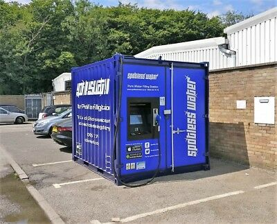 Water Fed Pole, Window Cleaning, Pure Water Filling Station - Stevenage