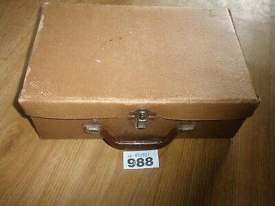 Small Vintage Child's Suitcase